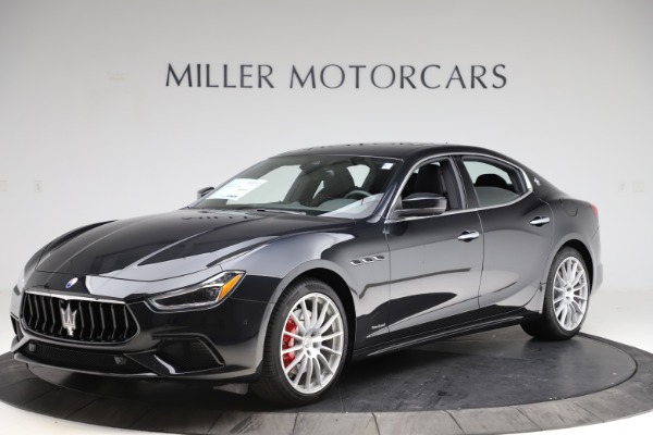 New 2021 Maserati Ghibli S Q4 GranSport for sale $98,035 at Bentley Greenwich in Greenwich CT 06830 2