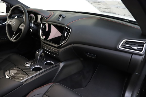 New 2021 Maserati Ghibli S Q4 GranSport for sale $98,035 at Bentley Greenwich in Greenwich CT 06830 25