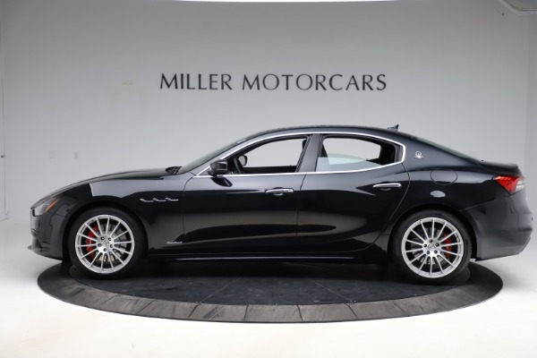 New 2021 Maserati Ghibli S Q4 GranSport for sale $98,035 at Bentley Greenwich in Greenwich CT 06830 3
