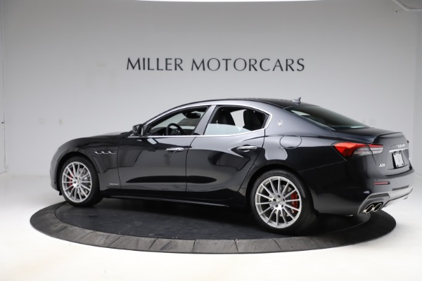 New 2021 Maserati Ghibli S Q4 GranSport for sale $98,035 at Bentley Greenwich in Greenwich CT 06830 4
