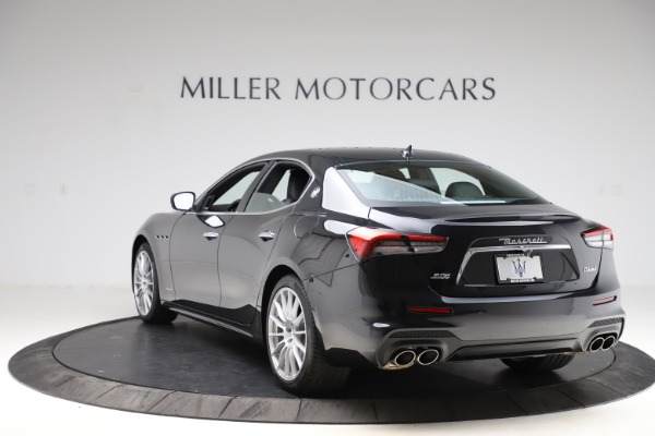 New 2021 Maserati Ghibli S Q4 GranSport for sale $98,035 at Bentley Greenwich in Greenwich CT 06830 5