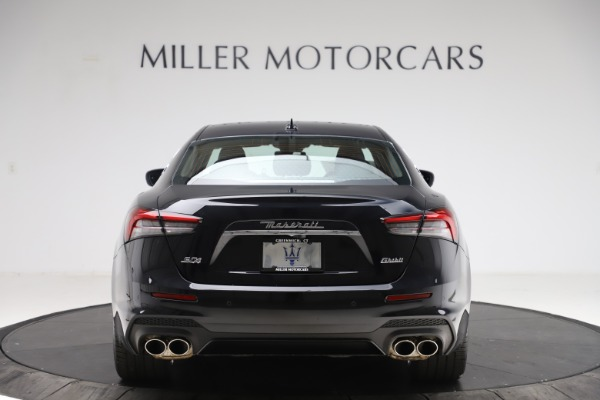 New 2021 Maserati Ghibli S Q4 GranSport for sale $98,035 at Bentley Greenwich in Greenwich CT 06830 6