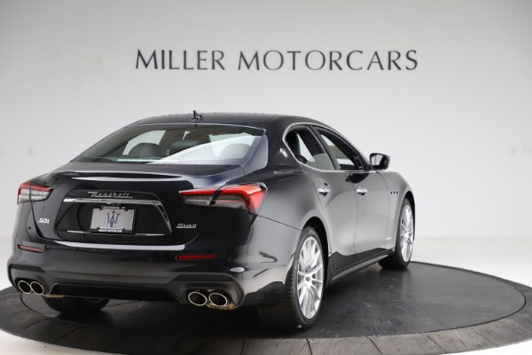 New 2021 Maserati Ghibli S Q4 GranSport for sale $98,035 at Bentley Greenwich in Greenwich CT 06830 7
