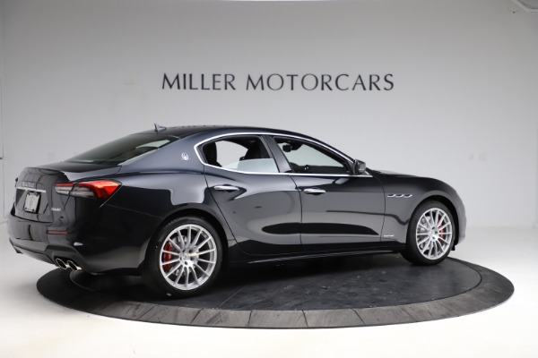 New 2021 Maserati Ghibli S Q4 GranSport for sale $98,035 at Bentley Greenwich in Greenwich CT 06830 8