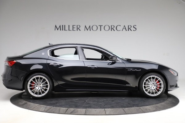 New 2021 Maserati Ghibli S Q4 GranSport for sale $98,035 at Bentley Greenwich in Greenwich CT 06830 9