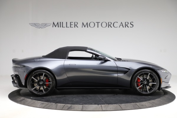 New 2021 Aston Martin Vantage Roadster Convertible for sale $178,186 at Bentley Greenwich in Greenwich CT 06830 19