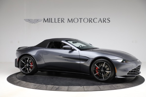New 2021 Aston Martin Vantage Roadster Convertible for sale $178,186 at Bentley Greenwich in Greenwich CT 06830 20