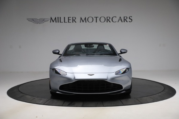 New 2021 Aston Martin Vantage Roadster Convertible for sale $199,285 at Bentley Greenwich in Greenwich CT 06830 12