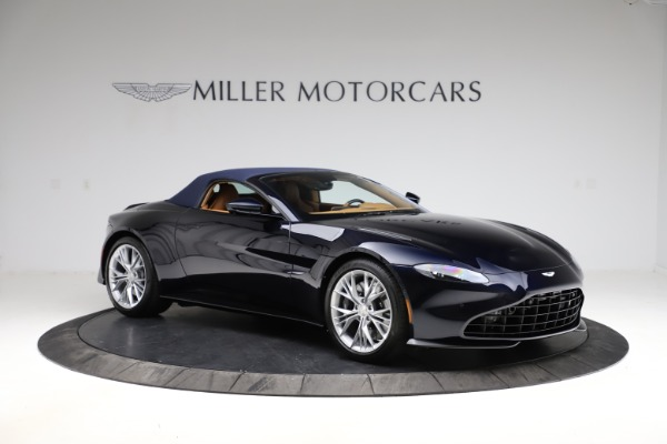 New 2021 Aston Martin Vantage Roadster Convertible for sale $205,686 at Bentley Greenwich in Greenwich CT 06830 23