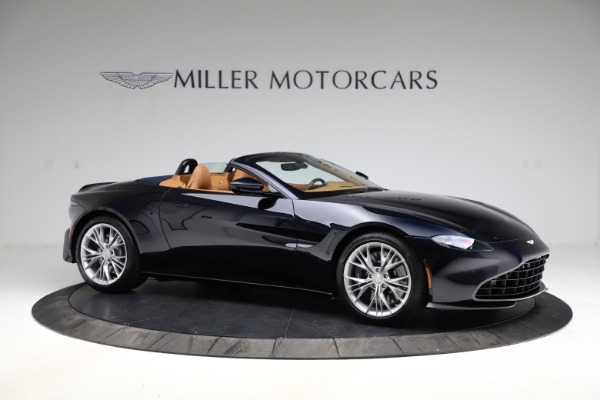 New 2021 Aston Martin Vantage Roadster Convertible for sale $205,686 at Bentley Greenwich in Greenwich CT 06830 9