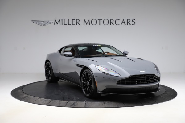 New 2020 Aston Martin DB11 V12 AMR for sale $263,561 at Bentley Greenwich in Greenwich CT 06830 10