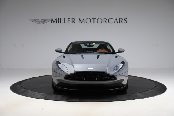 New 2020 Aston Martin DB11 V12 AMR for sale $263,561 at Bentley Greenwich in Greenwich CT 06830 11