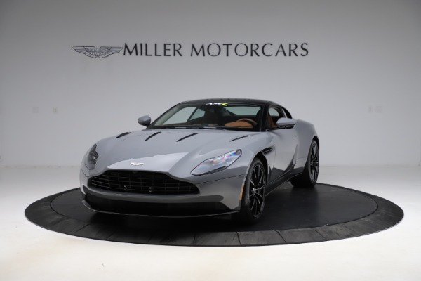 New 2020 Aston Martin DB11 V12 AMR for sale $263,561 at Bentley Greenwich in Greenwich CT 06830 12