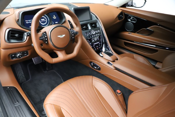 New 2020 Aston Martin DB11 V12 AMR for sale $263,561 at Bentley Greenwich in Greenwich CT 06830 13