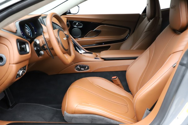 New 2020 Aston Martin DB11 V12 AMR for sale $263,561 at Bentley Greenwich in Greenwich CT 06830 14