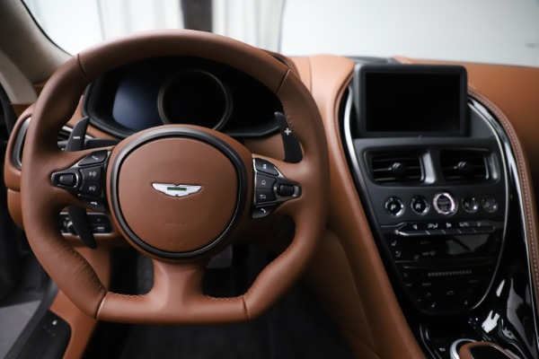 New 2020 Aston Martin DB11 V12 AMR for sale $263,561 at Bentley Greenwich in Greenwich CT 06830 18