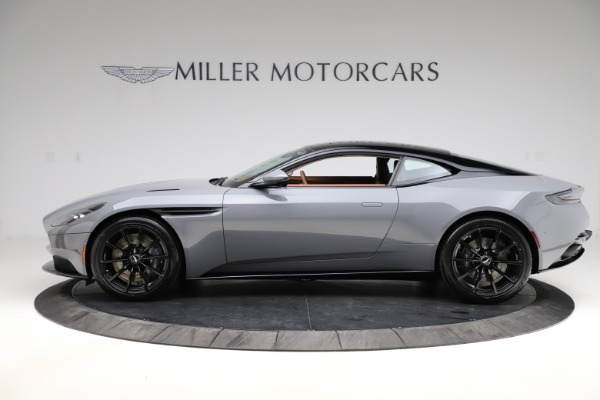 New 2020 Aston Martin DB11 V12 AMR for sale $263,561 at Bentley Greenwich in Greenwich CT 06830 2