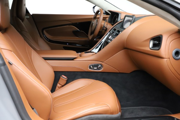 New 2020 Aston Martin DB11 V12 AMR for sale $263,561 at Bentley Greenwich in Greenwich CT 06830 20