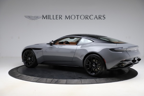 New 2020 Aston Martin DB11 V12 AMR for sale $263,561 at Bentley Greenwich in Greenwich CT 06830 3