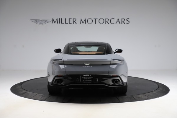 New 2020 Aston Martin DB11 V12 AMR for sale $263,561 at Bentley Greenwich in Greenwich CT 06830 5