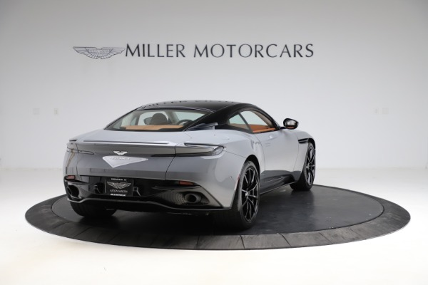 New 2020 Aston Martin DB11 V12 AMR for sale $263,561 at Bentley Greenwich in Greenwich CT 06830 6