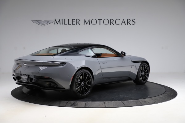 New 2020 Aston Martin DB11 AMR for sale $263,561 at Bentley Greenwich in Greenwich CT 06830 7