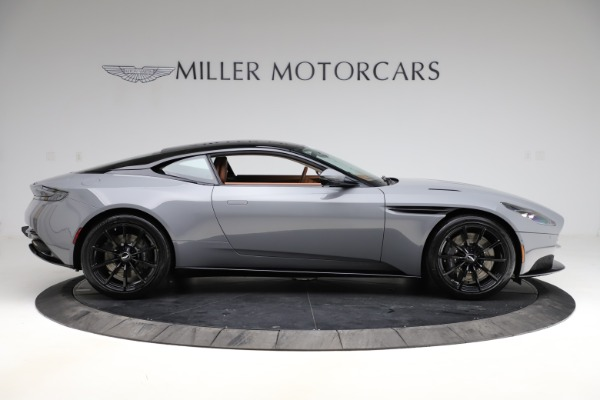 New 2020 Aston Martin DB11 AMR for sale $263,561 at Bentley Greenwich in Greenwich CT 06830 8