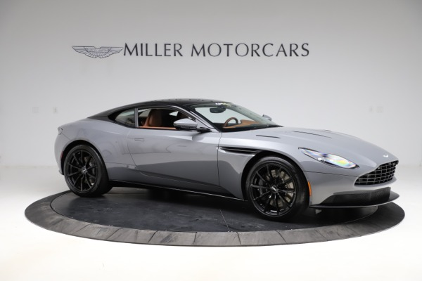 New 2020 Aston Martin DB11 V12 AMR for sale $263,561 at Bentley Greenwich in Greenwich CT 06830 9