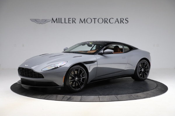 New 2020 Aston Martin DB11 AMR for sale $263,561 at Bentley Greenwich in Greenwich CT 06830 1