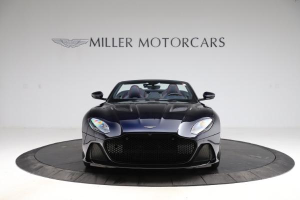 New 2021 Aston Martin DBS Superleggera Volante Convertible for sale $402,286 at Bentley Greenwich in Greenwich CT 06830 11
