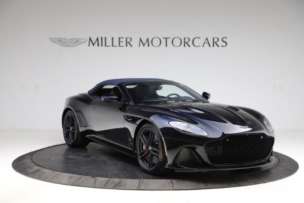 New 2021 Aston Martin DBS Superleggera Volante Convertible for sale $402,286 at Bentley Greenwich in Greenwich CT 06830 14