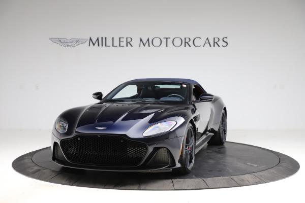 New 2021 Aston Martin DBS Superleggera Volante Convertible for sale $402,286 at Bentley Greenwich in Greenwich CT 06830 15