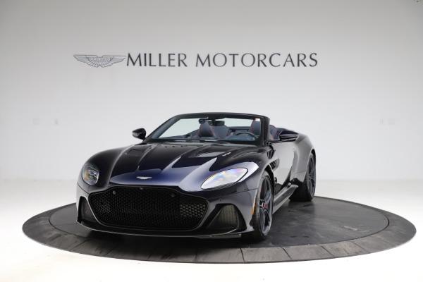 New 2021 Aston Martin DBS Superleggera Volante Convertible for sale $402,286 at Bentley Greenwich in Greenwich CT 06830 18