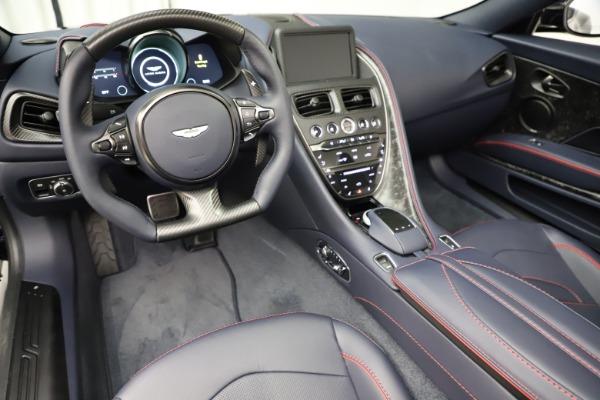 New 2021 Aston Martin DBS Superleggera Volante Convertible for sale $402,286 at Bentley Greenwich in Greenwich CT 06830 20
