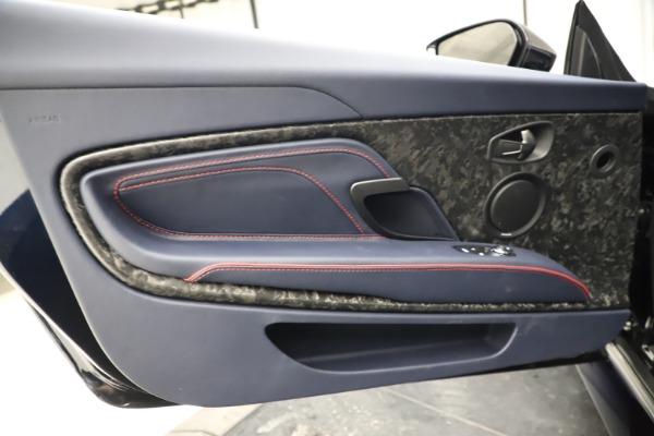 New 2021 Aston Martin DBS Superleggera Volante Convertible for sale $402,286 at Bentley Greenwich in Greenwich CT 06830 23