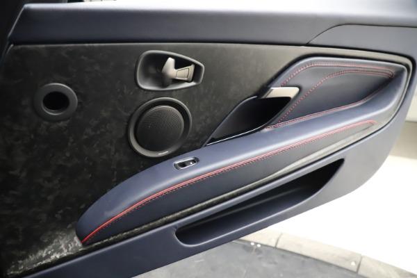 New 2021 Aston Martin DBS Superleggera Volante Convertible for sale $402,286 at Bentley Greenwich in Greenwich CT 06830 25