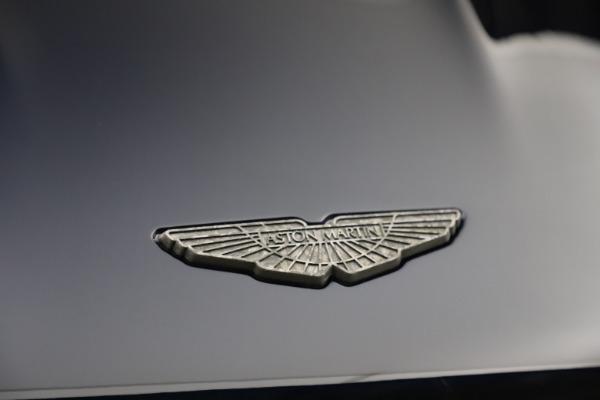 New 2021 Aston Martin DBS Superleggera Volante Convertible for sale $402,286 at Bentley Greenwich in Greenwich CT 06830 28