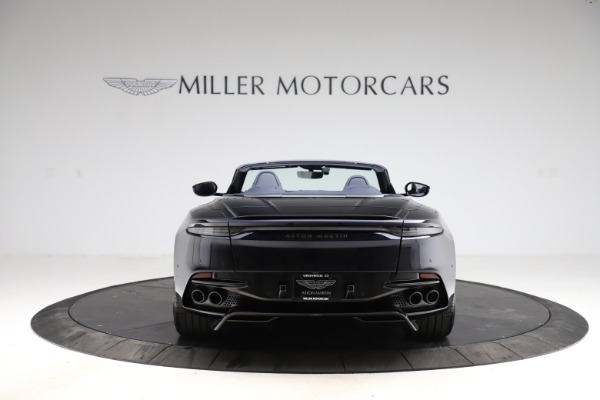 New 2021 Aston Martin DBS Superleggera Volante Convertible for sale $402,286 at Bentley Greenwich in Greenwich CT 06830 5