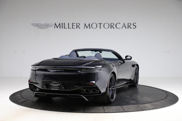 New 2021 Aston Martin DBS Superleggera Volante Convertible for sale $402,286 at Bentley Greenwich in Greenwich CT 06830 6
