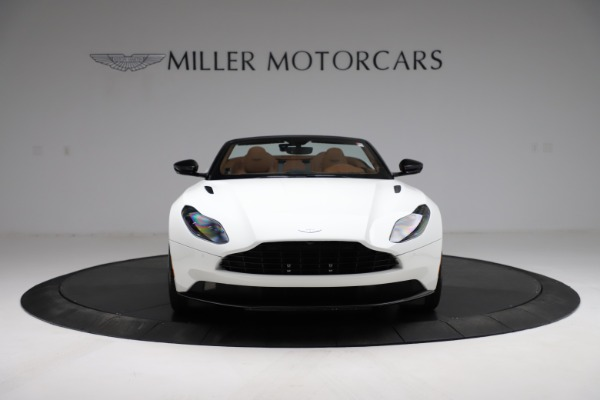 New 2021 Aston Martin DB11 Volante for sale $269,486 at Bentley Greenwich in Greenwich CT 06830 11