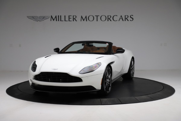 New 2021 Aston Martin DB11 Volante for sale $269,486 at Bentley Greenwich in Greenwich CT 06830 12