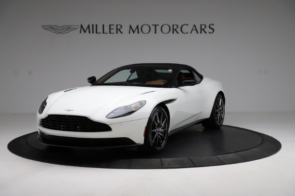New 2021 Aston Martin DB11 Volante for sale $269,486 at Bentley Greenwich in Greenwich CT 06830 13