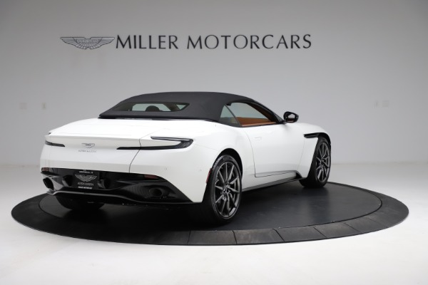 New 2021 Aston Martin DB11 Volante for sale $269,486 at Bentley Greenwich in Greenwich CT 06830 16
