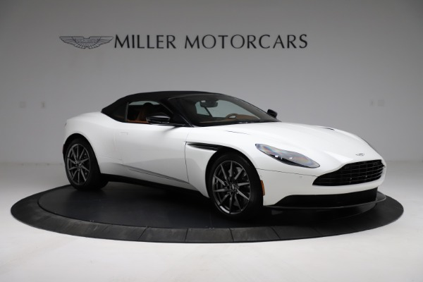 New 2021 Aston Martin DB11 Volante for sale $269,486 at Bentley Greenwich in Greenwich CT 06830 18