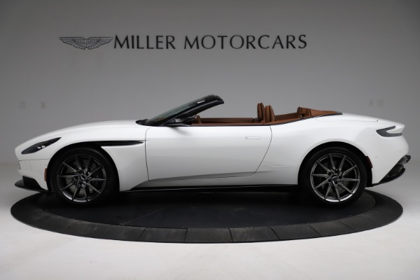 New 2021 Aston Martin DB11 Volante for sale $269,486 at Bentley Greenwich in Greenwich CT 06830 2