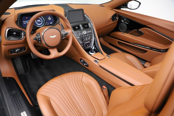 New 2021 Aston Martin DB11 Volante for sale $269,486 at Bentley Greenwich in Greenwich CT 06830 20
