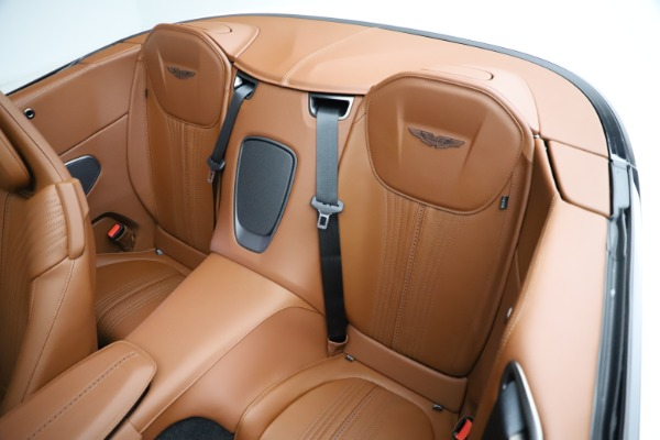New 2021 Aston Martin DB11 Volante for sale $269,486 at Bentley Greenwich in Greenwich CT 06830 23