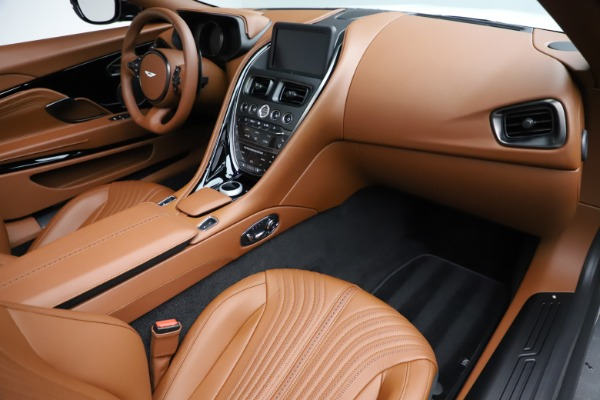 New 2021 Aston Martin DB11 Volante for sale $269,486 at Bentley Greenwich in Greenwich CT 06830 24