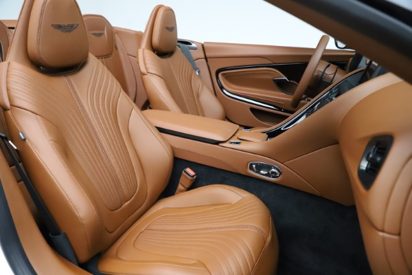 New 2021 Aston Martin DB11 Volante for sale $269,486 at Bentley Greenwich in Greenwich CT 06830 25