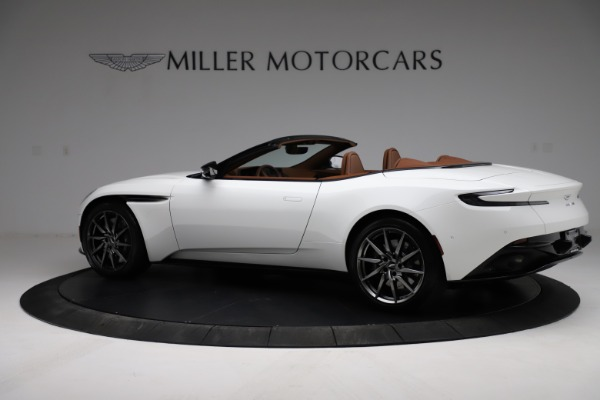 New 2021 Aston Martin DB11 Volante for sale $269,486 at Bentley Greenwich in Greenwich CT 06830 3